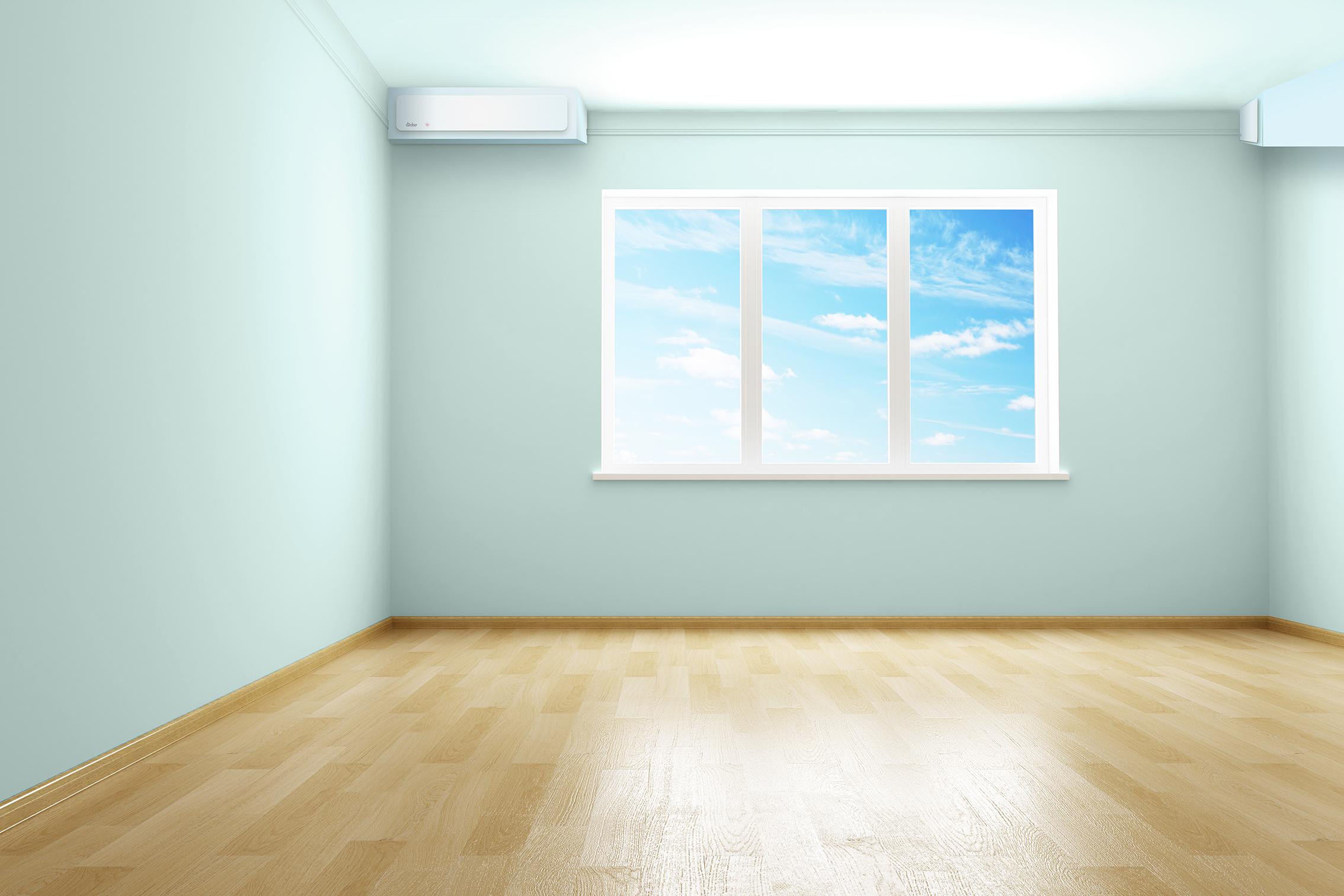 картинка комнаты без мебели с окном так просто решили